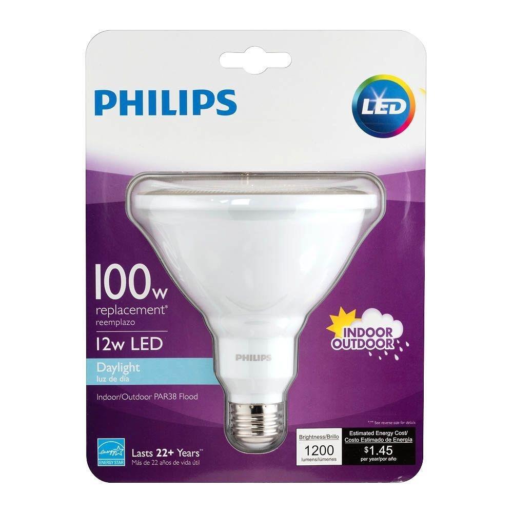 Philips 460082 12W (100W Equivalent) 5000K Daylight Indoor