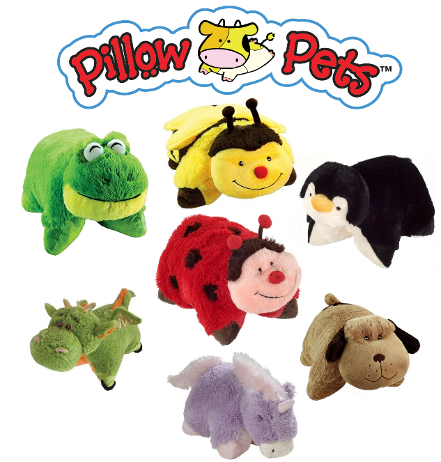 Free 5 Gift Card When You Donate A Large Pillow Pet To