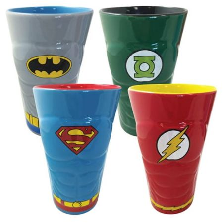 $16.99 (reg $35) Set of 4 DC C...