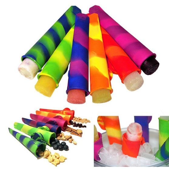 Set of 4 Durable Tye-Dye Popsi...