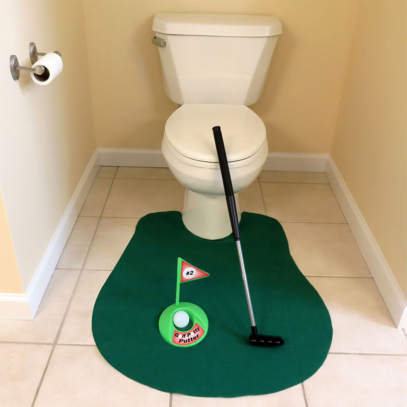 $11.99 (reg $25) Potty Putter.