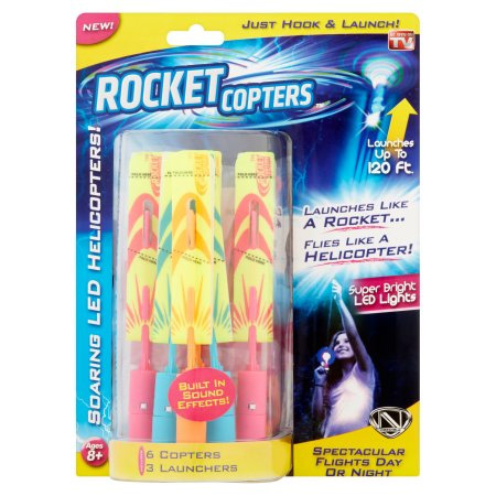 Rocket Copters - The Amazing S...