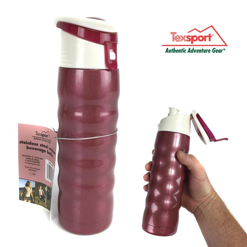 Texsport-Stainless-Steel-Vacuum-Sport-Bottle