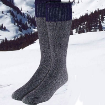 2 Pairs -TG Rugged Wear Mens Insulated Thermal Socks