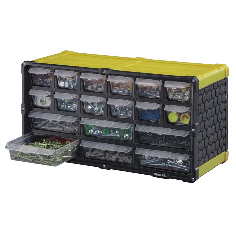 Stack-On 18 Drawer Storage Cab...