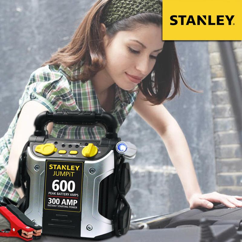 Stanley-J309-600-Peak-Amp-Jump-Starter