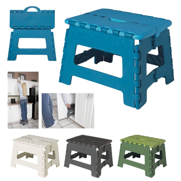 2 Pc.Light-Weight Foldable Stepping Stools