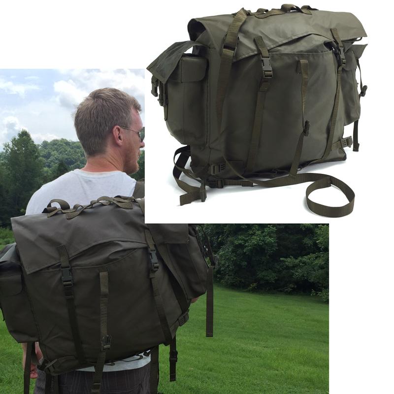 Swiss Military RuckSack - Wate...