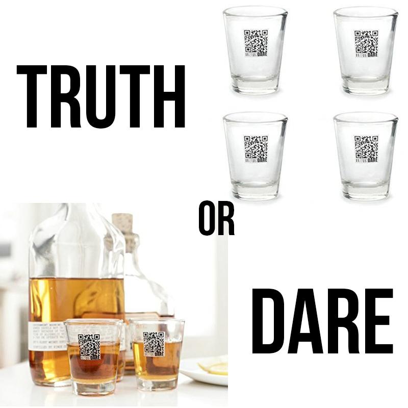 Truth Or Dare Shots Kikkerland App