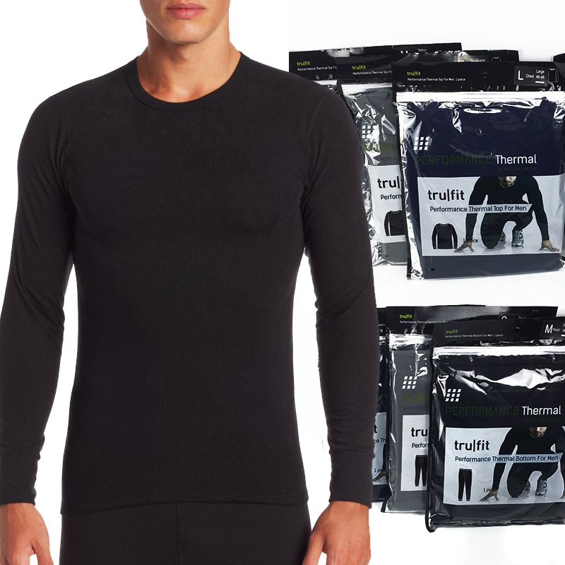 Tru Fit Mens Performance Thermal Underwear - 13 Deals