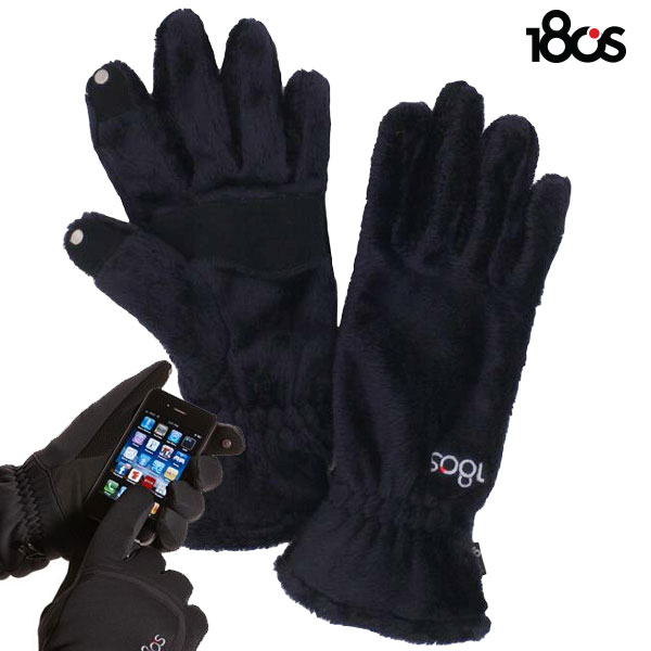 180s LUSH Youth Stretch Fleece Gloves w/ Tec Touch Technology - SHIPS FREE!
