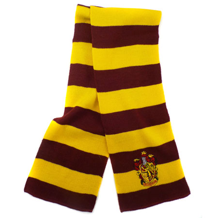 Gryffindor House Scarf - Those Castle Walls Can Get Chilly!