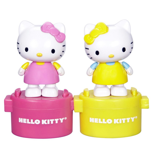 Hello Kitty Quick Steppers (Pack of 2) - They Dance to 6 Different Songs!