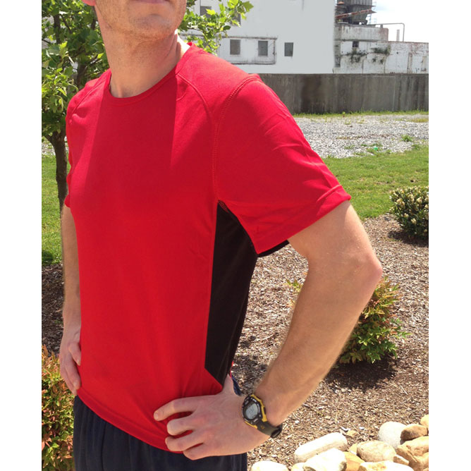Mens and Womens Moisture Wicking Activewear Tops - 4 Styles Available - SHIPS FREE!