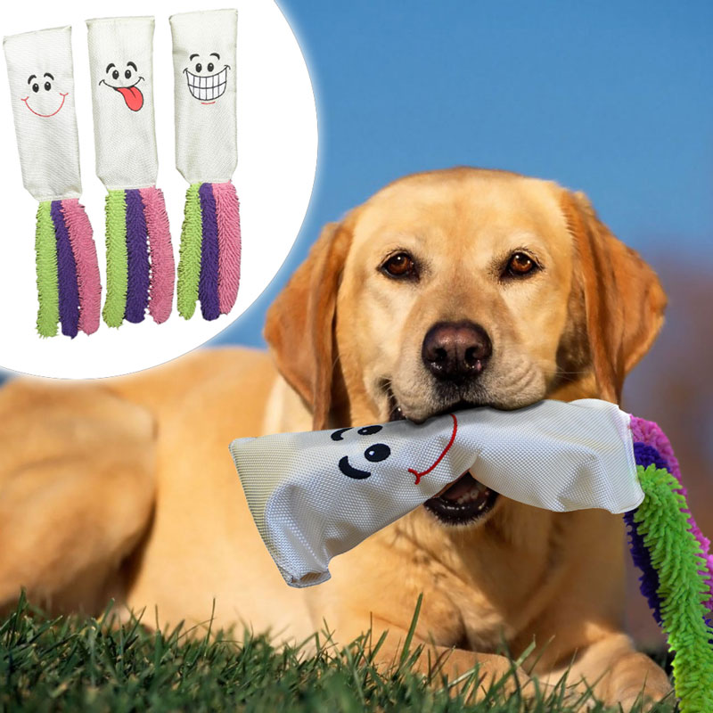 Set of 3 Bottle Buddies Dog Toys - Dog's Love The Crinkle Noise!