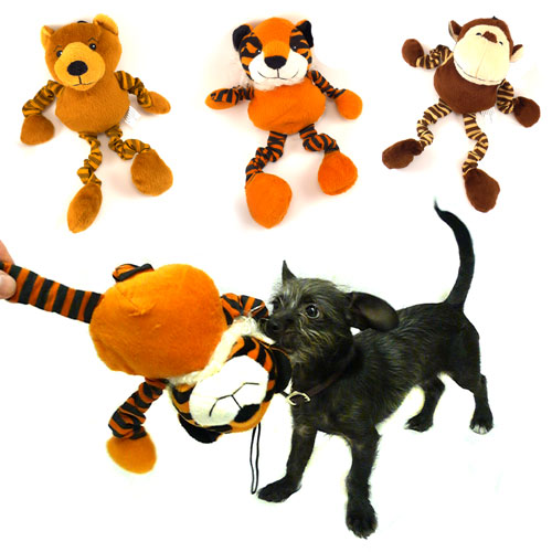 Bungee Animal Toys - Stretchy Fun!