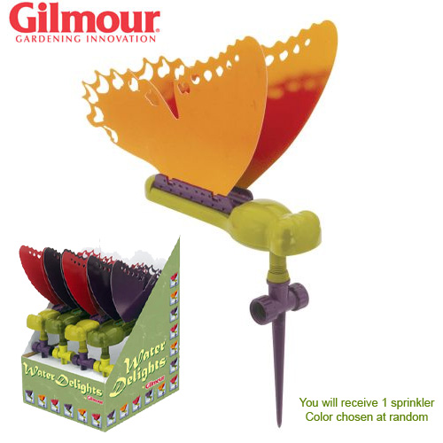 Gilmour Butterfly Sprinkler - Water With Style!