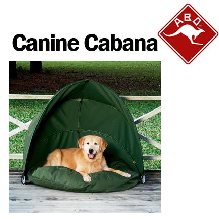 ABO Gear - Large Canine Cabana- Ideal For The Beach Or Camping!