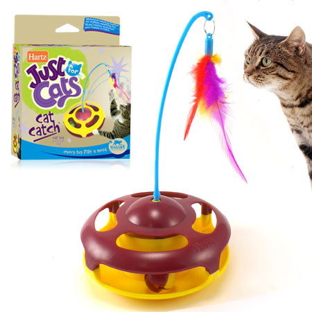 Hartz - Just For Cats - Cat Catch Toy