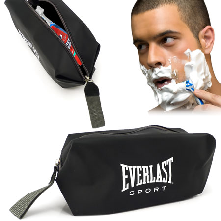 Everlast Sport Men's Toiletry Bag - Perfect Size To Carry All Your Personal Care Items!