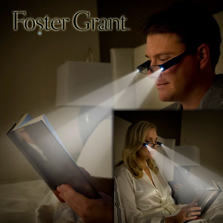 Foster Grant Light Specs Reading Glasses - Ships Free!