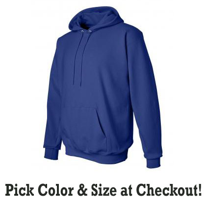 Hooded Sweatshirts - Solid Colored - Runs Small So Please See Sizing!