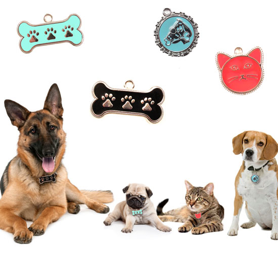 Smart Tags -  Pet I.D. Tags - Get Your Pet Home! SHIPS FREE