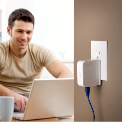 Wireless Instant Router and or Repeater - Router & Range Extender In One Device!