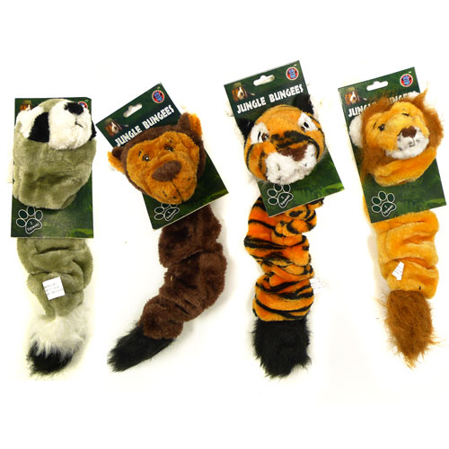 Jungle Bungees Dog Toys 2 Pack - Ships FREE