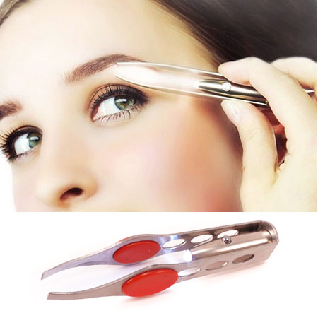 2 Pack of LED Tweezers - SHIPS FREE