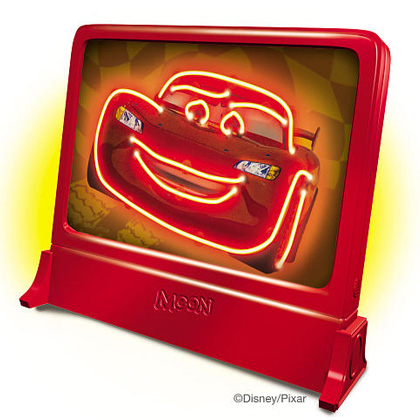 Neon Mini Picture Maker - Disney Pixar Cars