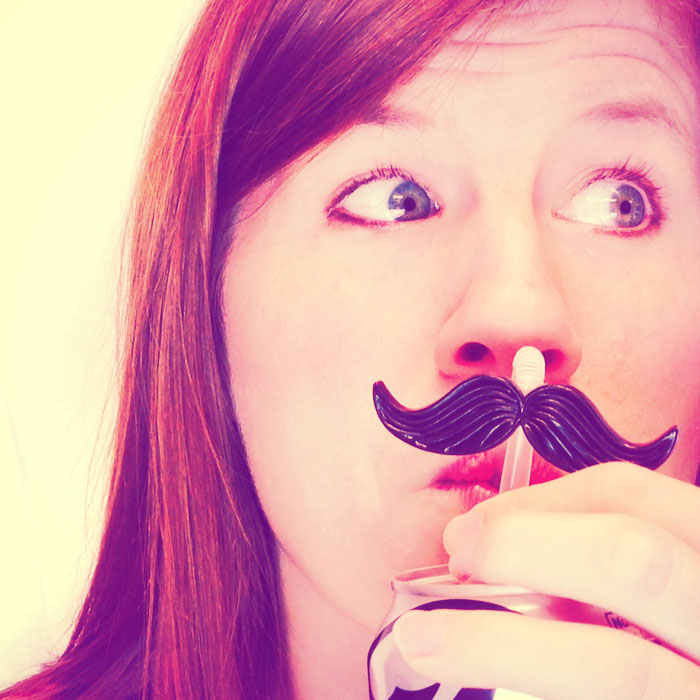 Stache Straws - 6 pk - Display That Sexy Stache With Every Sip - SHIPS FREE!