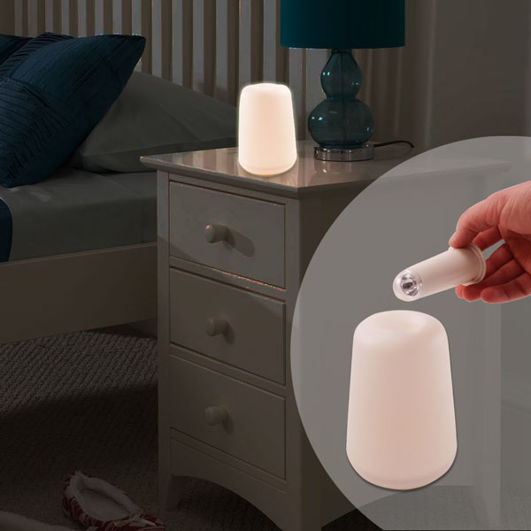 2-In-1 Flashlight and Nightlight - The Nightlight You Can Take With You!