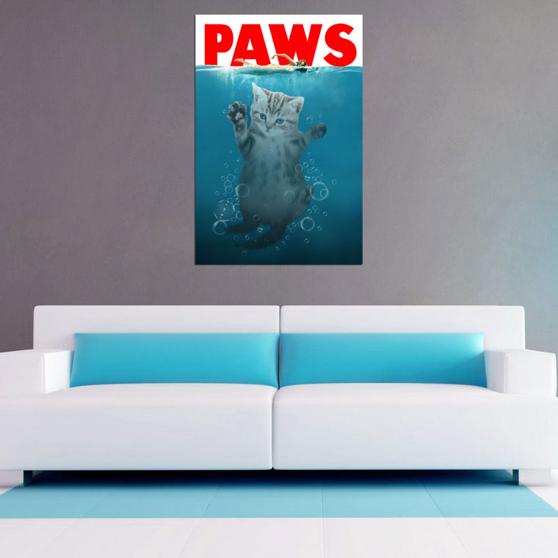 PAWS - Death Never Looked So Cuddly! Poster