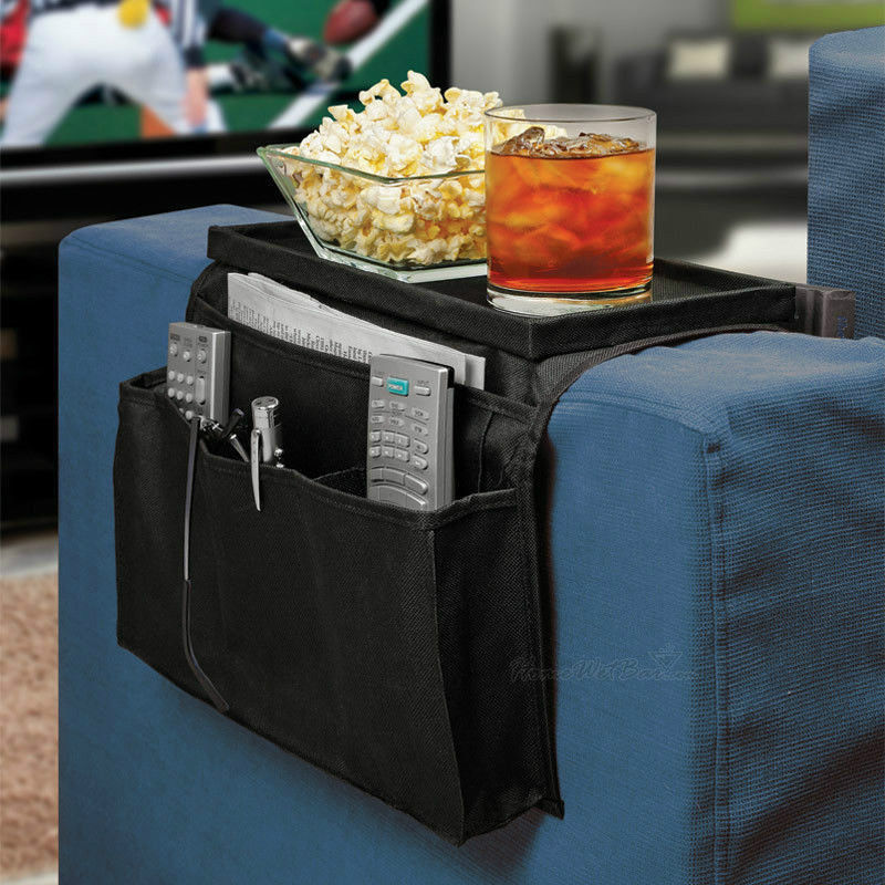 Arm Rest Organizer - Everything within reach! SHIPS FREE!