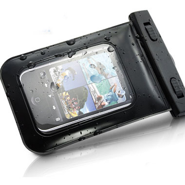 Waterproof Case for iPhone, Droids & Other Smart Phones - Tablet Version Also Available!