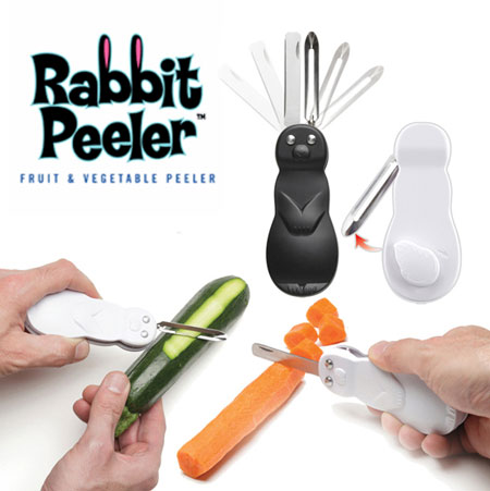 Rabbit Peeler Fruit & Vegetable Peeler