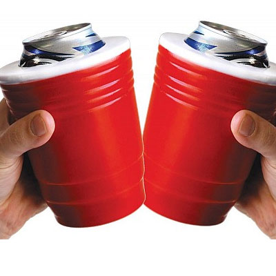 2 Pack - Red Solo Cup Koozies! - Proceed to party! - SHIPS FREE!