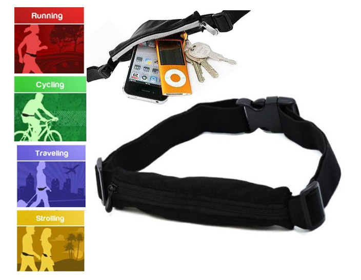 Chums / Chisco Expandable Belt Pouch - SHIPS FREE!