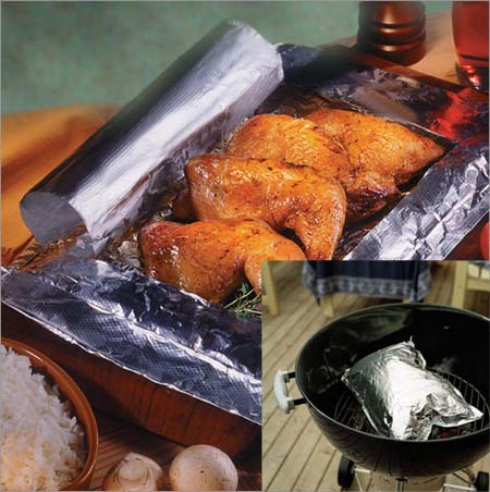 2 Pack - Savu Smoker Bags for Grill