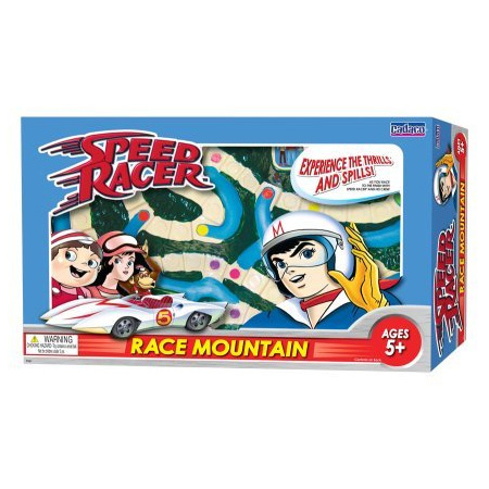 Speed Racer - Race Mountain Game