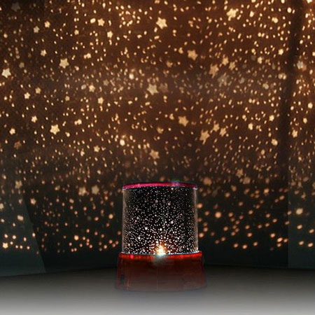 FREE - Multi Star Nightlight - Fill Your Room With Stars!