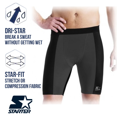 Men's Dri-Star Compression Underwear