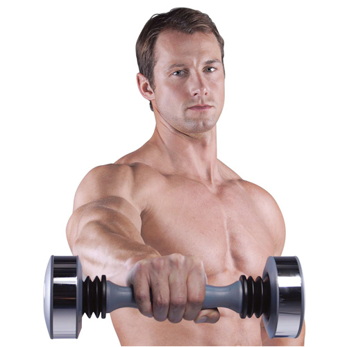 The Original Mens Shake Weight - Includes DVD!