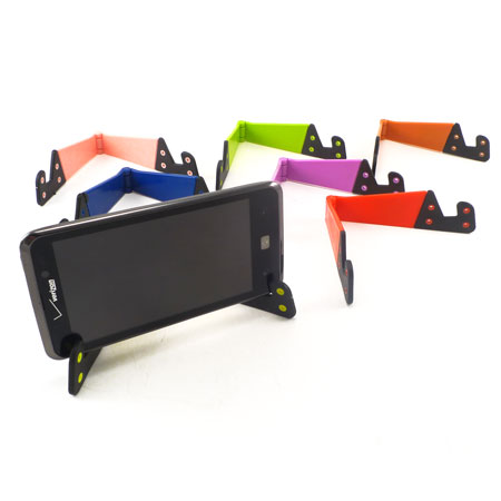 Smart Phone and Tablet Holder - Folds Up To Take It With You! SHIPS FREE!