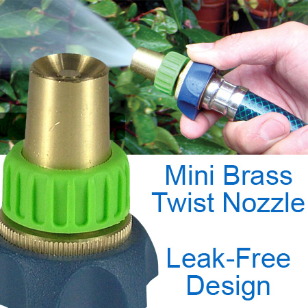 Ray Padula Twist It! Mini - Industrial Quality Nozzle