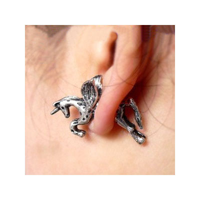 Pegasus Earrings - Enchant Your Ears! SHIPS FREE!
