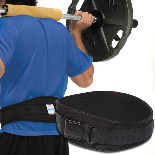 Altus Contour Lifting Belt - For Men or Women