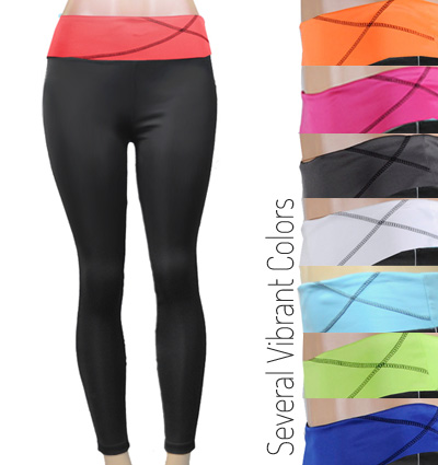 SHIPS FREE - Womens Yoga Fitness Pants