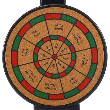 Executive Wheel Dart Set No More Fretting Over Tough